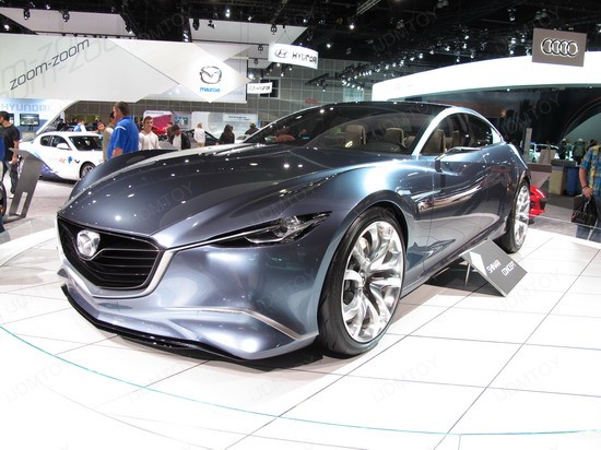 Mazda Concept (Next RX - 7 Maybe)